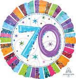 70 Geburtstag von Anagram