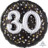 XXL 30 Geburtstag (3D Effekt) von Anagram