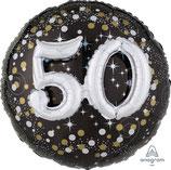 XXL 50 Geburtstag (3D Effekt) von Anagram