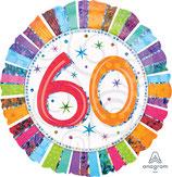60 Geburtstag von Anagram