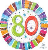 80 Geburtstag von Anagram