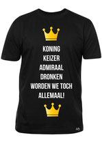 T-shirt  Majesteit