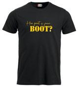 Boot... heer