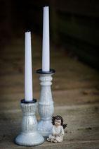 Kerzenlicht mit Engel