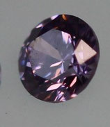 Zirkonia Amethyst Rund 2 mm