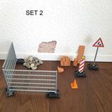 Wichtel Baustellen Set