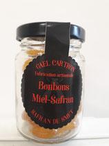 Bonbons miel et safran - 70g