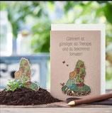 Gärtnern ist günstiger als Therapie