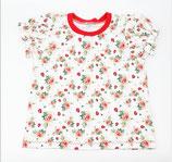 T-Shirts mit Puffärmeln Gr. 110