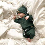 Outfit organic green