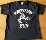"T-Shirt ""WRESTLING ... WAY OF LIFE"""