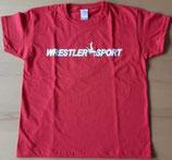 """T-Shirt """"WRESTLER SPORT WRESTLING"""""""
