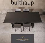 Bulthaup Esstisch C3 und 4 stühle alina legno