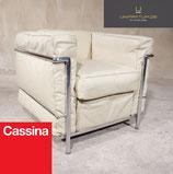 LE Corbusier, Cassina Lc2, Versand gratis