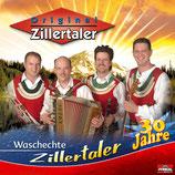 CD - Waschechte Zillertaler