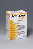 Accu-Chek Softclix  Lanzetten