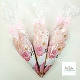 Conos flores dulces