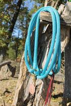 Lead Rope in 3,7 m Länge PROFI mit Öse und Drehkippkarabiner