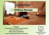 HotStone- Massage 60 min.