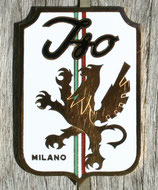Emblem Iso Grifo / Badge Iso Grifo