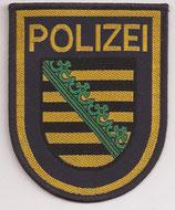 Ärmelabzeichen Polizei Sachsen
