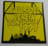 150 Ballspielverein Stadtkulisse Aufkleber 6x6