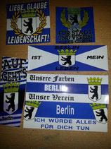 Berlin Mix 3 500 Aufkleber