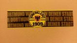 150 Dortmund war in deiner Stadt Aufkleber länglich
