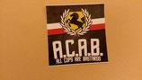 150 Stuttgart ACAB Aufkleber