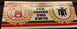 150 München Pauli für immer und ewig Aufkleber