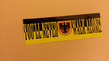 150 Dortmund you never walk alone Neu Aufkleber