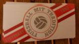 150 Stuttgart Fussball mit Tradition Aufkleber