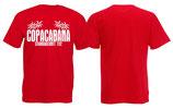 Strandabschnitt 1312 Shirt Rot