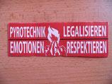 200 Pyrotechnik legalisieren 12x4 rot