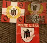 50 München Riesig Aufklebermix
