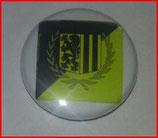 Dresden Stadtwappen Button