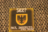 150 Dortmund Sex Aufkleber