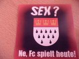 Sex ? nein fc spielt heute Gross
