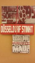 Anti Dummdorf Aufkleber Mix 300 Aufkleber