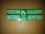 200 Pyrotechnik legalisieren 12x4 Grün