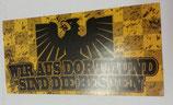 150 wir aus Dortmund sind die Besten Aufkleber