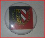 Nürnberg Stadtwappen Button
