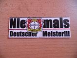 Niemals Deutscher Meister