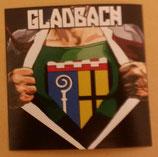 150 Gladbach Shirt Aufkleber