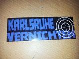Karlsruhe vernichten