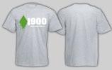 Mönchengladbach 1900 Shirt Grau