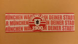 München war in  deiner Stadt Aufkleber