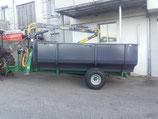 Reisigwanne/Astwanne für FARMA Rückewagen