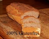 Back-Mischung für1 kg glutenfreies Buchweizen-Kastanienbrot