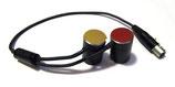 OPS-Spezial Kabel Zaxcom QRX100 auf XLR
